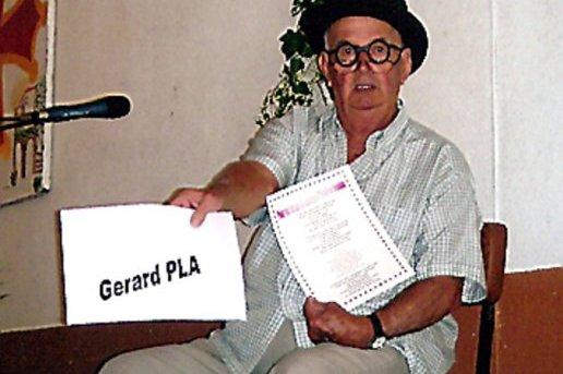 Gérard Pla, L'amuseur en ses oeuvres