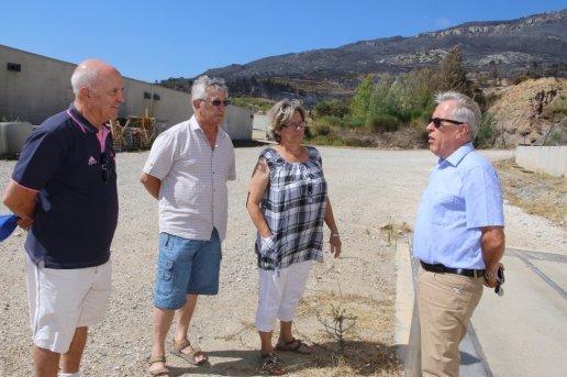 Dans les Hautes Corbières, l'incendie cause une catastrophe économique