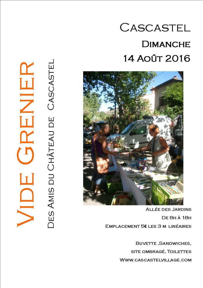 Vide Grenier 2016
