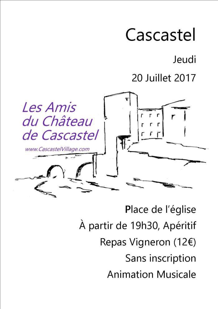 Repas Vigneron 2017