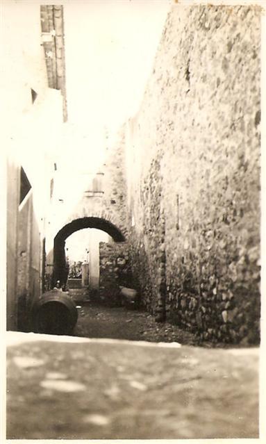 Rue du Pont Vieux, 1916