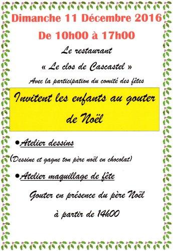 Noël Clos de Cascastel