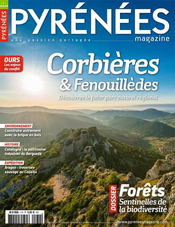 2017-10-27-Pyrénées Magazine - N°174 nov-déc 2017