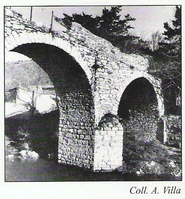 Pont de pierre, années 1960