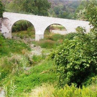 Pont reconstruit
