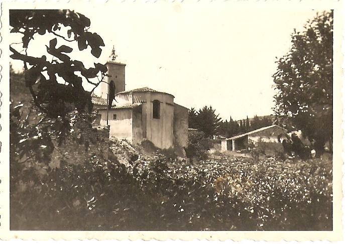 église, vers 1900?