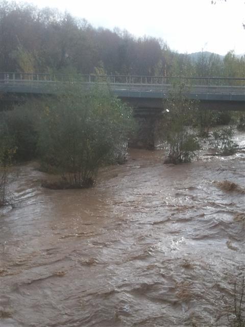 Pluies 28 Novembre 2014