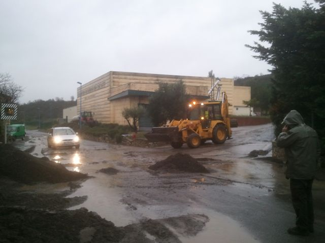 Pluies 30 Novembre 2014