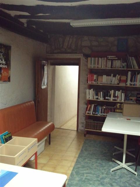 Bbliothèque