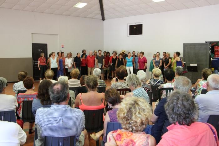 LeZ'Arts 2015, Chorales