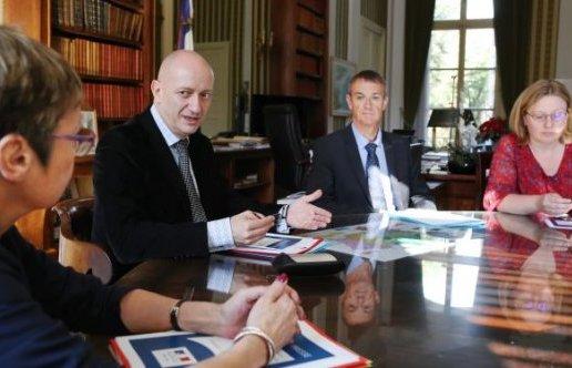 Restitution de l'Audit de la Berre par le Préfet de l'Aude