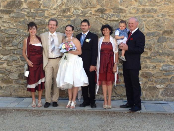 Mariage Steve Anne Sophie Vallin