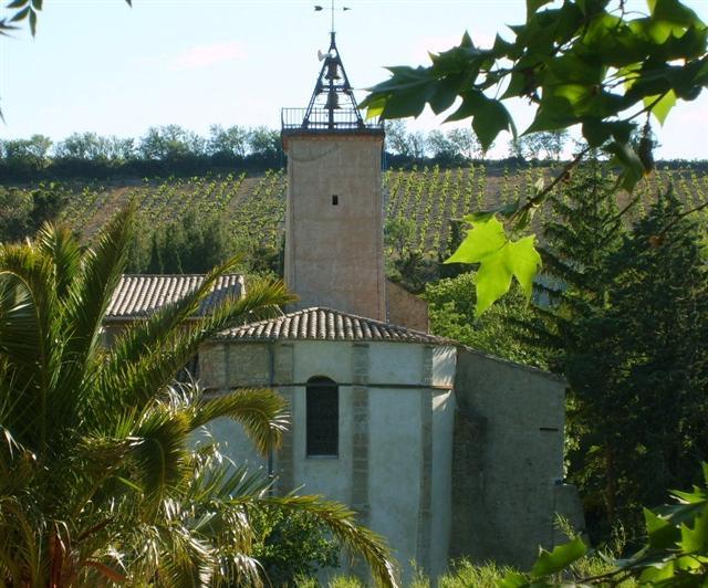 église Cascastel