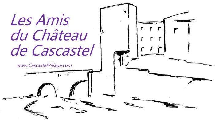Les Amis du Château de Cascastel