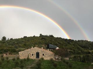 Guest House Ferrairoles, Arc en ciel double