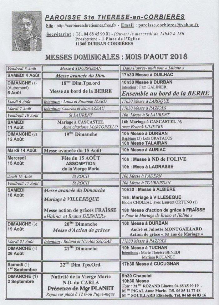 2018-08-05-Messes-Août