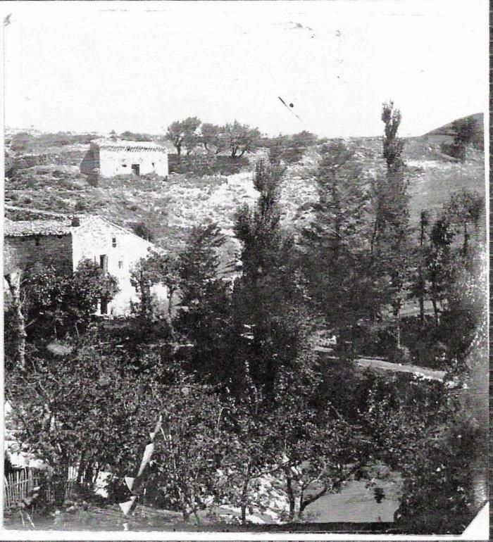Moulin dessus 1945