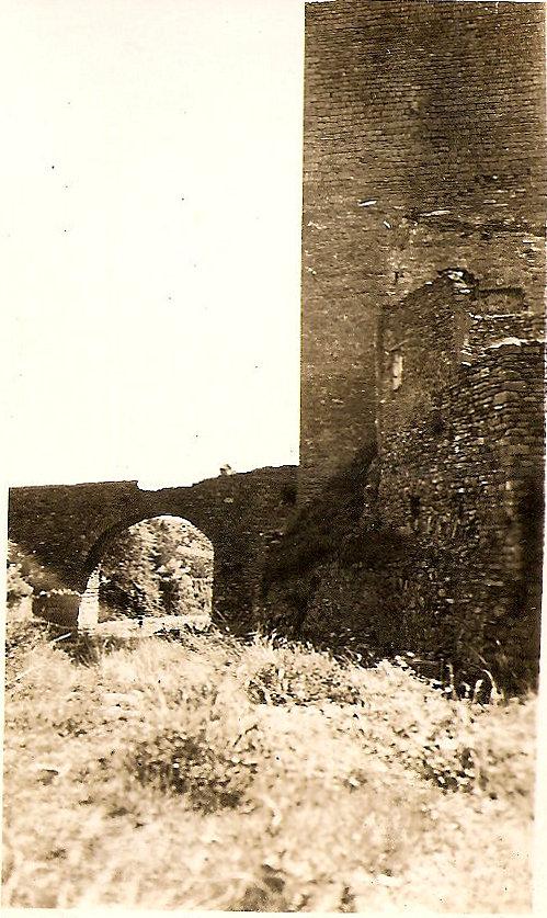 Tour de Cascastel vers 1920