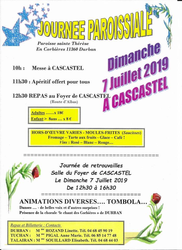2019-06-15-Journée Paroissiale 2019