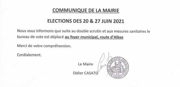 2021-06-08-Elections-Bureau de vote- Foyer